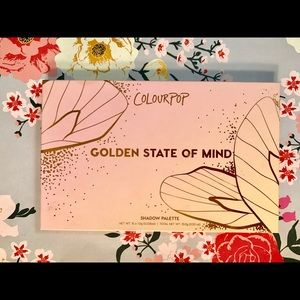 Colourpop: Golden State of Mind eyeshadow palette